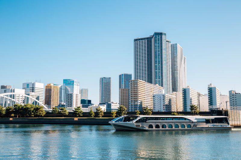 Enjoy A River Cruise On Sumida River During Your Ultimate Tokyo Tour