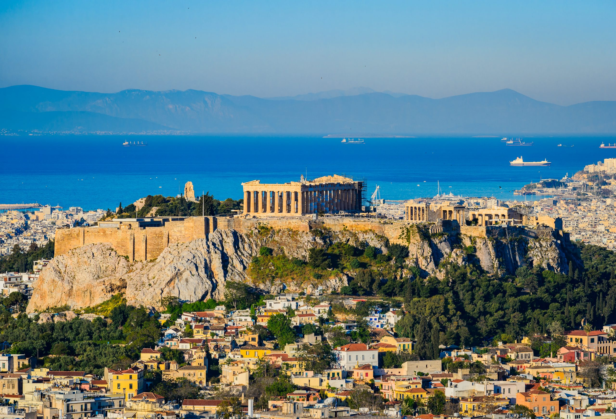 Enjoy A View On The Famous Acropolis During Your Athens Myth Tour
