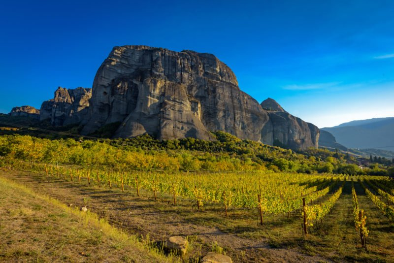 Enjoy A Wine And Food Tour In Meteora