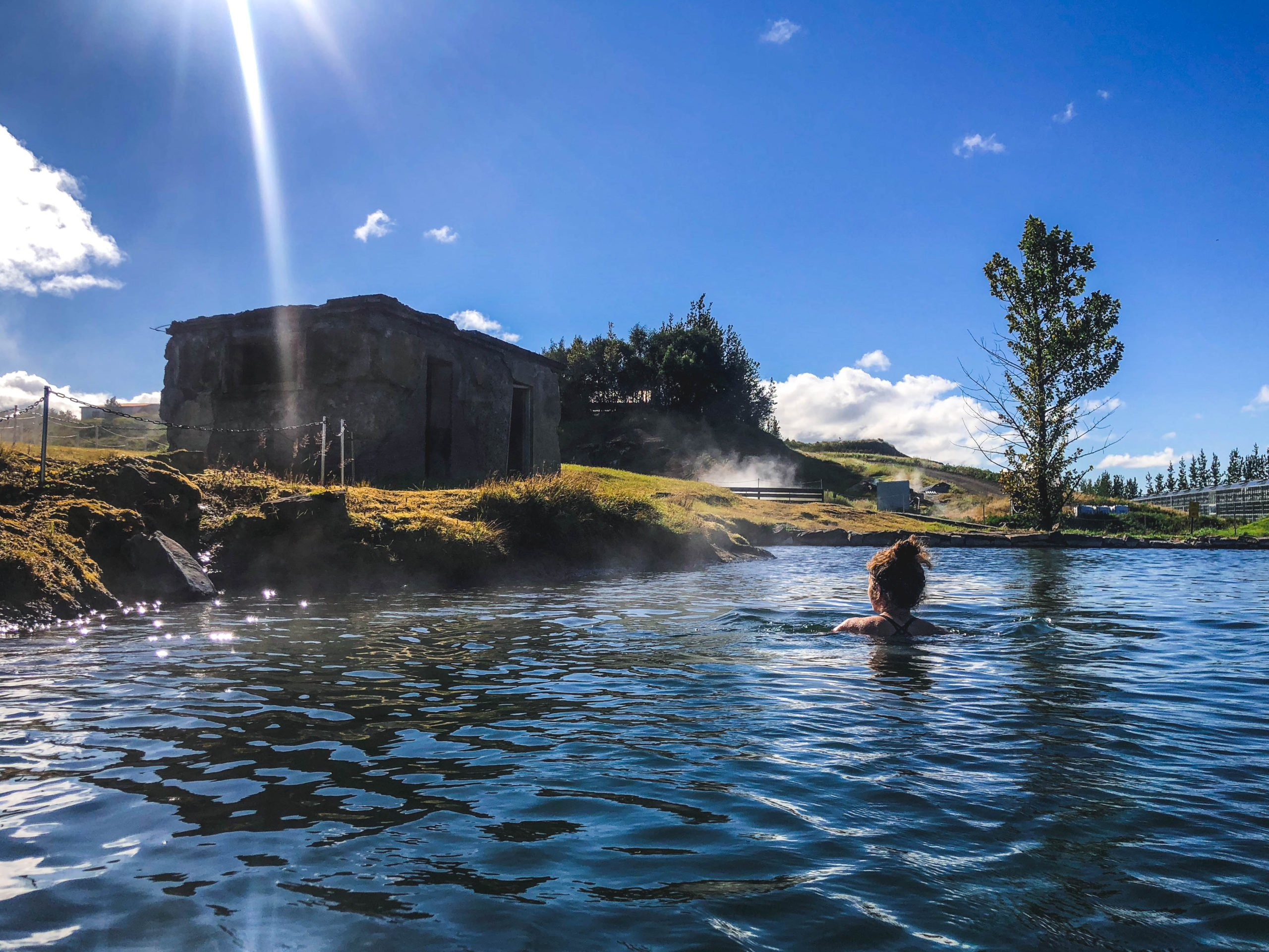 Enjoy A Swim In The Secret Lagoon On The Golden Circle And Secret Lagoon Day Tour