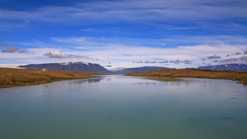 Enjoy A Visit Of The The Sandvatn Glacier Lagoon During The Geysir Buggy Experience From Reykjavik