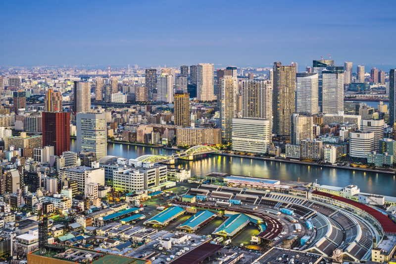 Enjoy Your Tokyo Market And Cooking Experience On The Tsukiji Fish Market