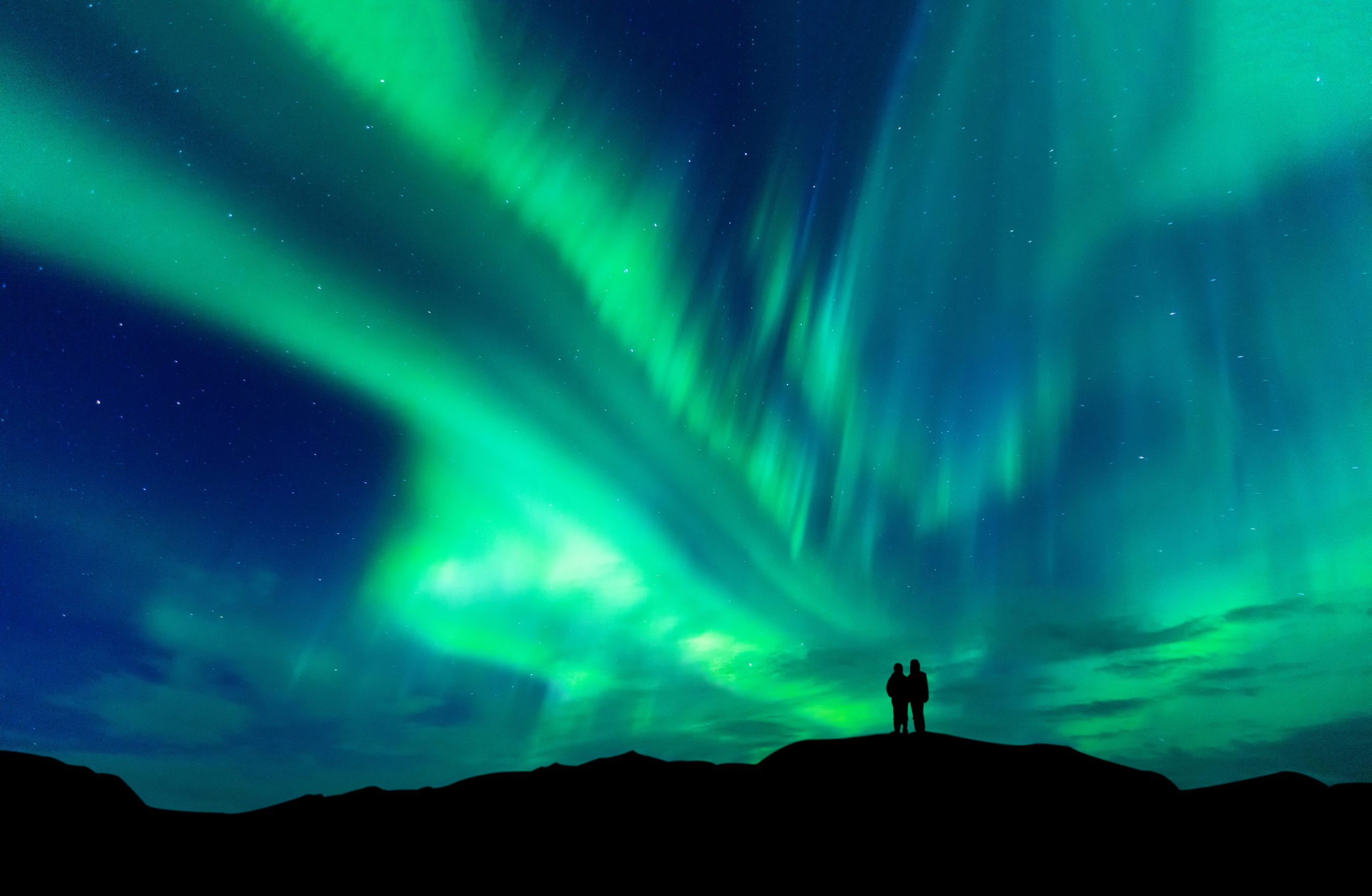 Experience The Northern Lights At Some Of The Best Spots Near Rykjavik On Your Northern Lights Small Group Tour