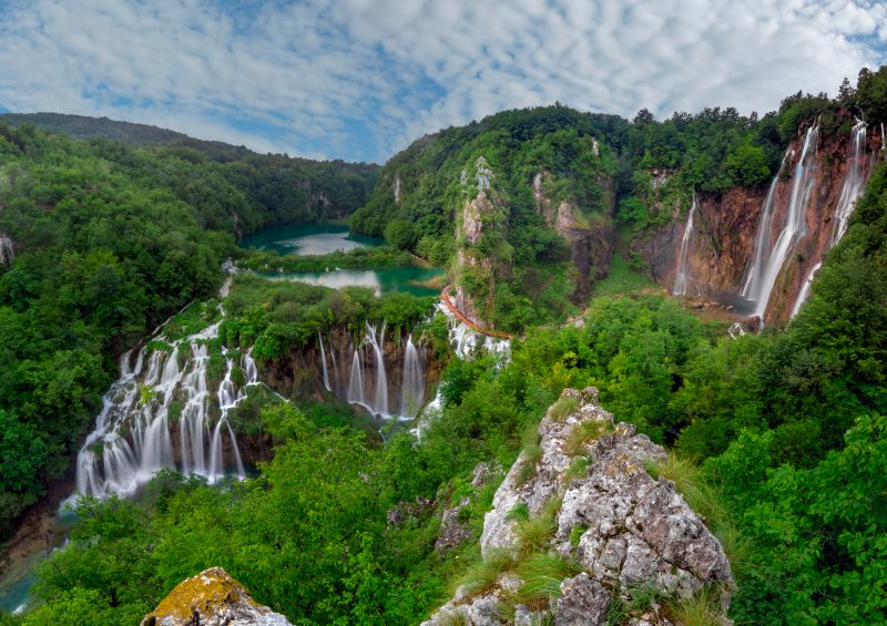 Experience The Beautiful Nature Of Croatia During The Plitvice National Park Day Tour From Split