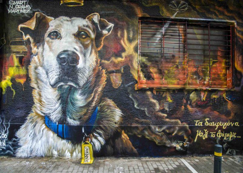 Explore Athens Street Art On The Athens Street Art Tour_41