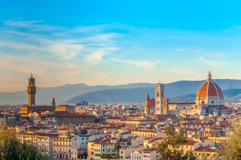 Explore Florence And The Basilica Santa Maria Del Fiore On Your Best Of Tuscany Tour