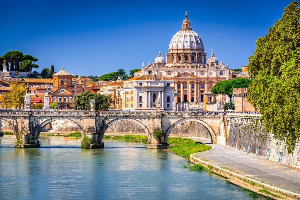 Discover Rome On Our Rome, Pompeii & Sorrento 5 Day Tour Package