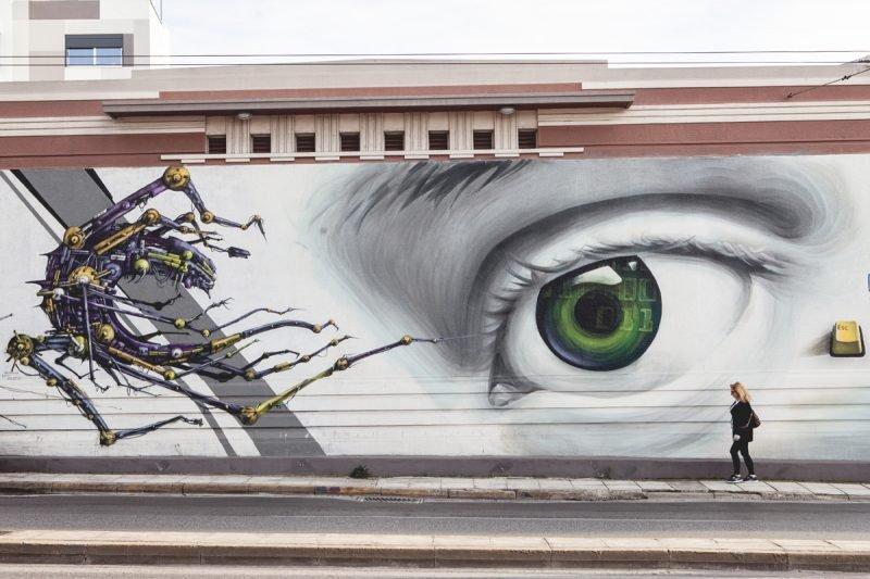 Explore The Alternative Art Scene On The Athens Street Art Tour_41
