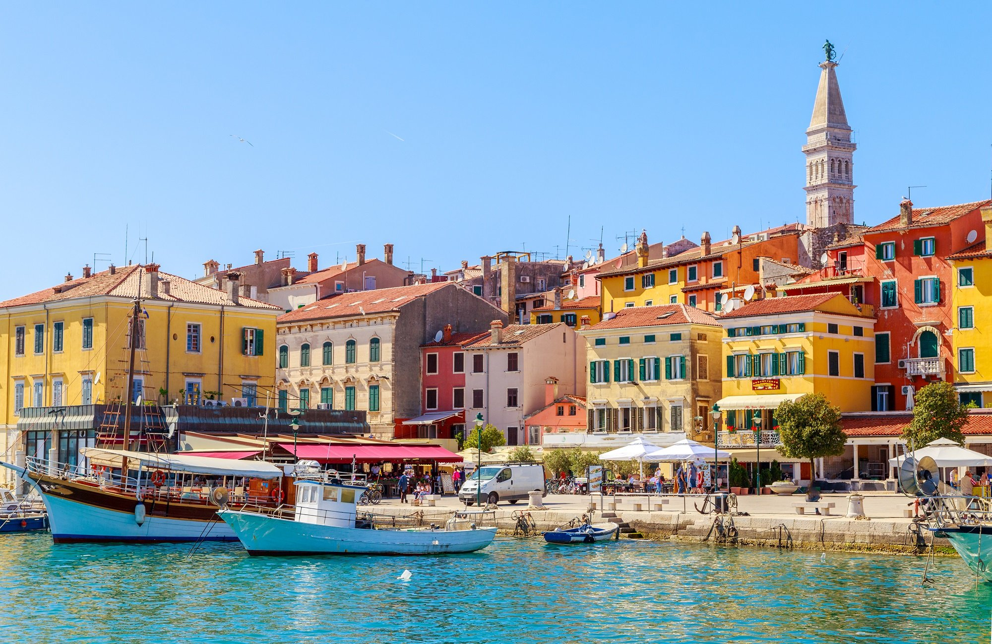 Explore The Istrian Peninsula During The Istria Day Tour From Zagreb
