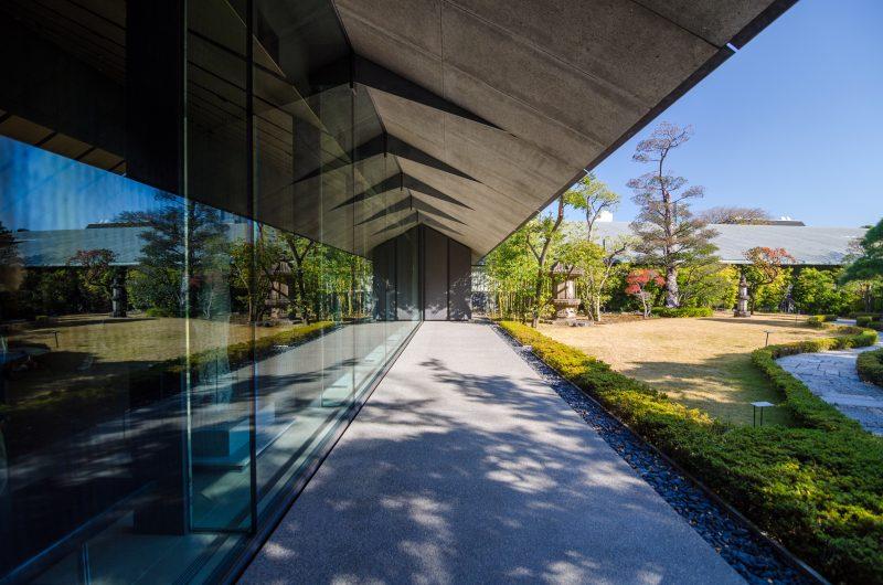 Explore The Beautiful Nezu Museum During The Tokyo Ultimate Art Tour
