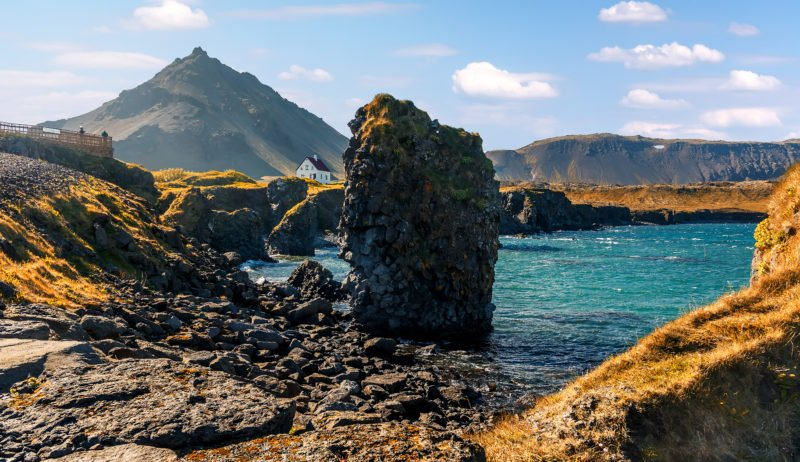 Explore The Beautiful Snæfellsnes Peninsula On Your Snæfellsnes Peninsula Day Tour