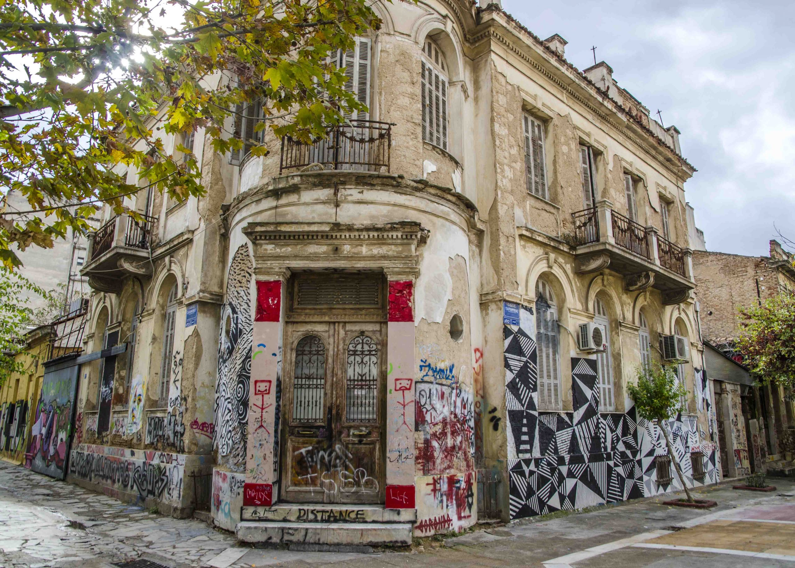 Explore The Best Alternative Neighborhoods Of Athens On The Athens Street Art Tour_41