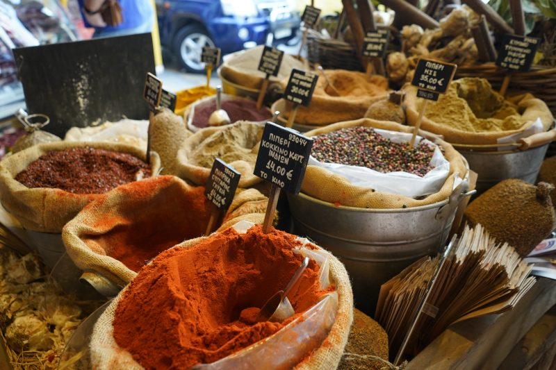 Explore The Markets On Your Athen Food Tour_41
