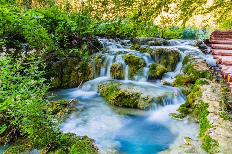 Explore The Stunning Waterfalls On The Plitvice National Park Day Tour From Split