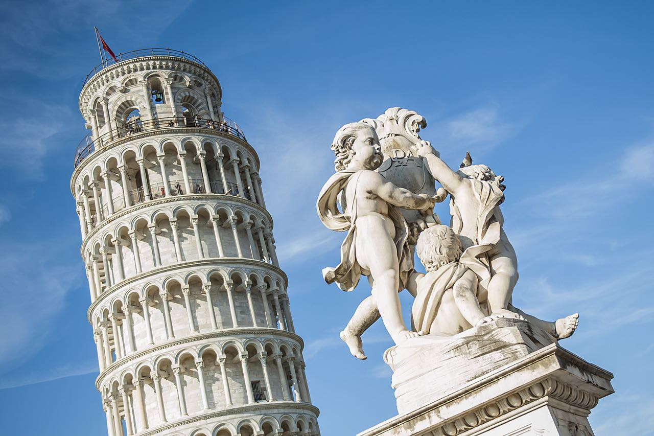 Explore The Tower Of Pisa On Your Best Of Tuscany Day Tour_49