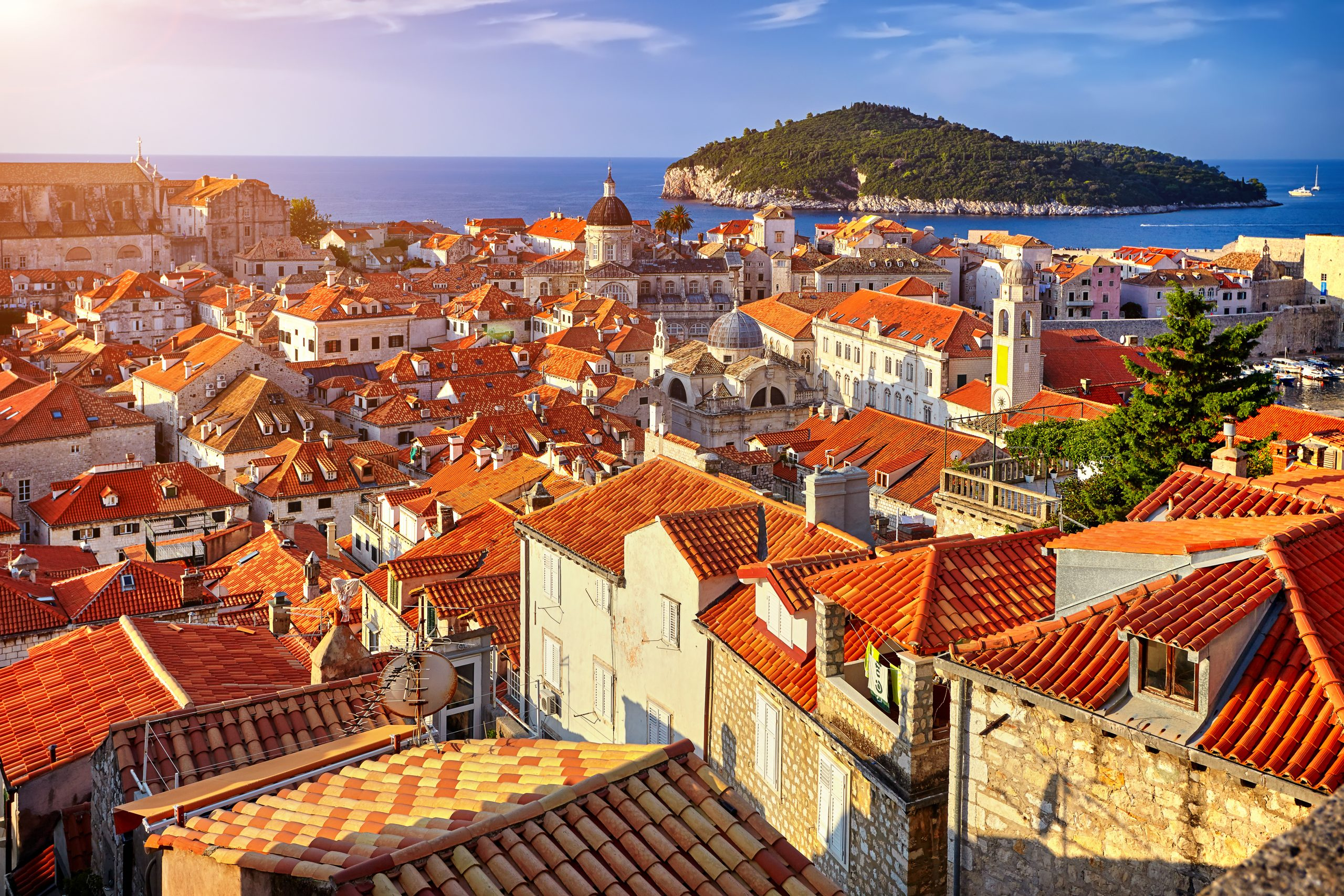 Getting To And From Dubrovnik Airport