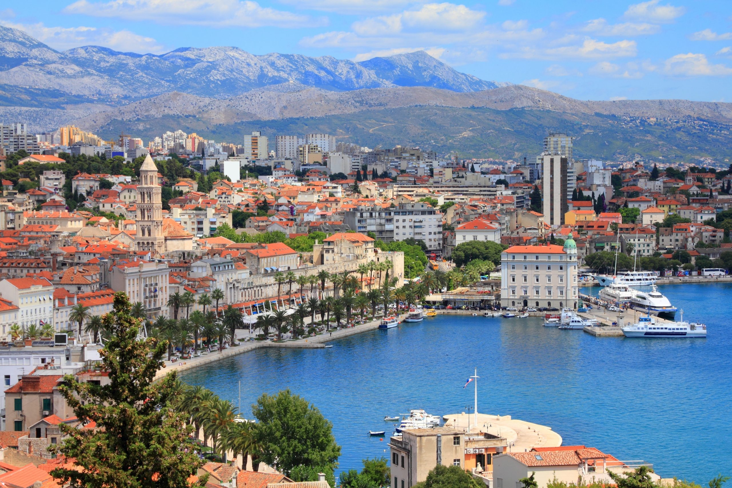 Getting To And From Split Airport