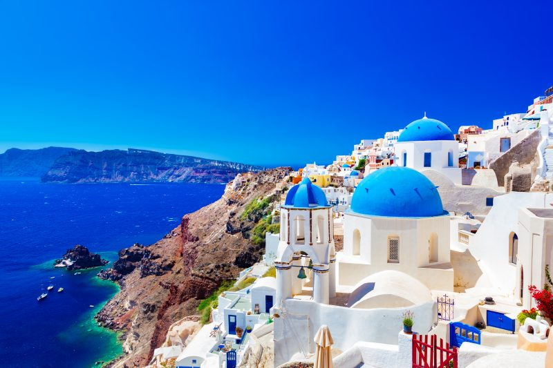 Getting From Athens To Santorini
