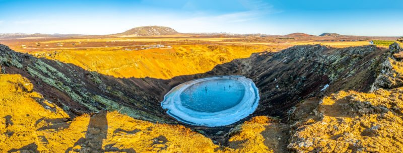 Golden Circle Iceland Travel