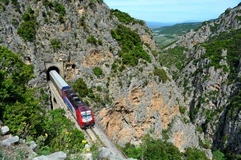 Hop On The Train From Athens Or Thessaloniki And Join Us At Kalampaka Train Station For The Meteora Half Day Tour_47