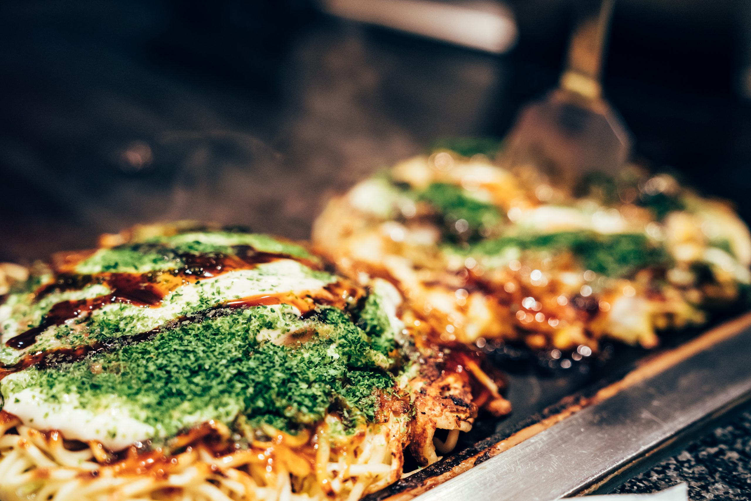Learn How To Make Traditional Okonomiyaki On Your Osaka Market Tour And Cooking Class