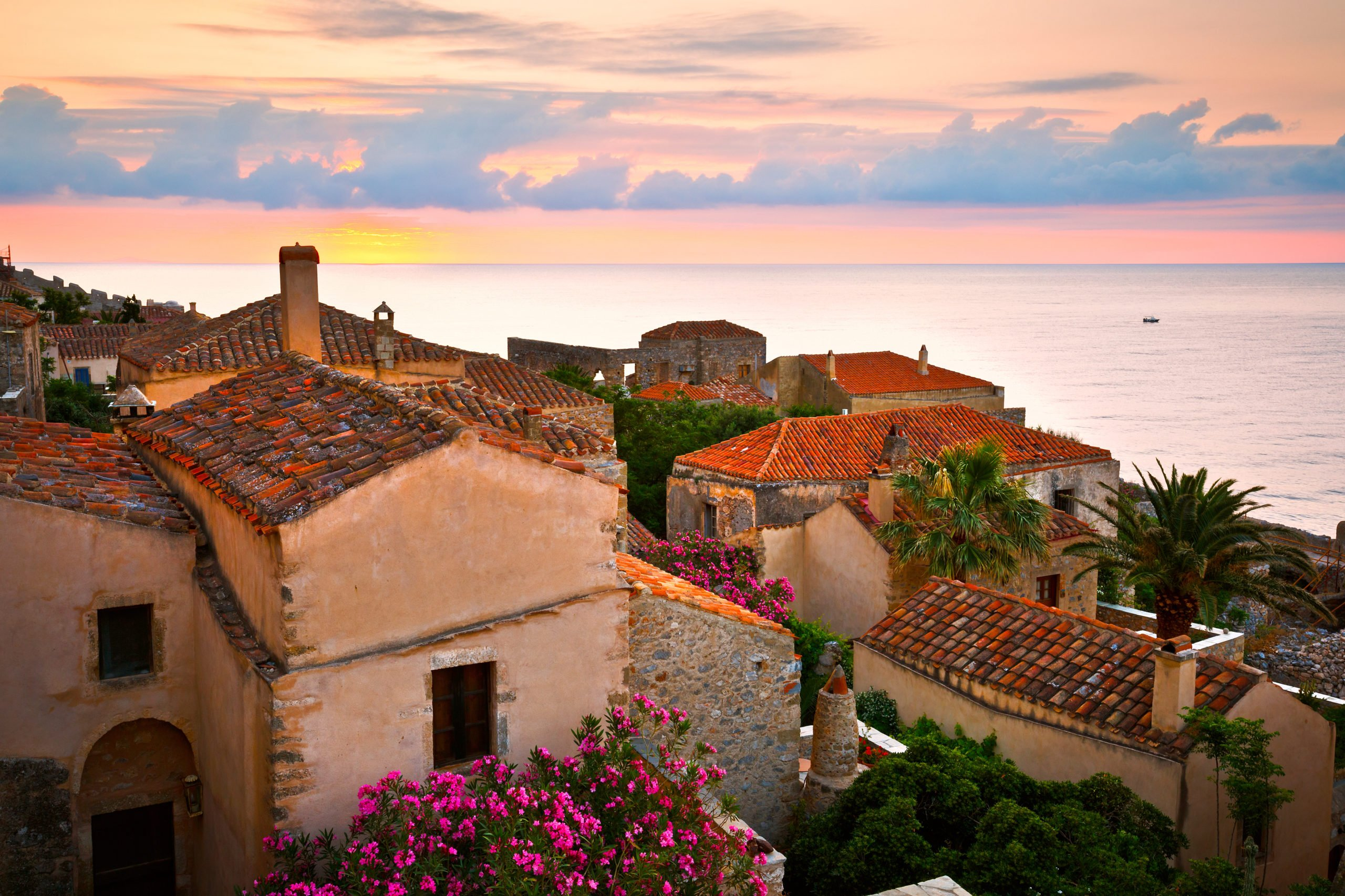 Peloponnese Travel