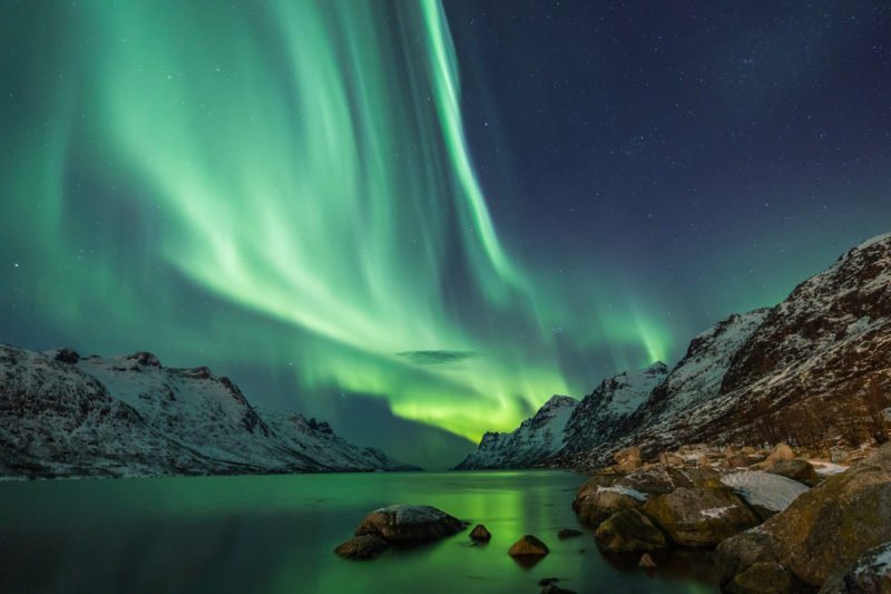 See The Fascinating Vivid Lights At Some Of The Best Spots Near Reykjavik On The Northern Lights Small Group Tour