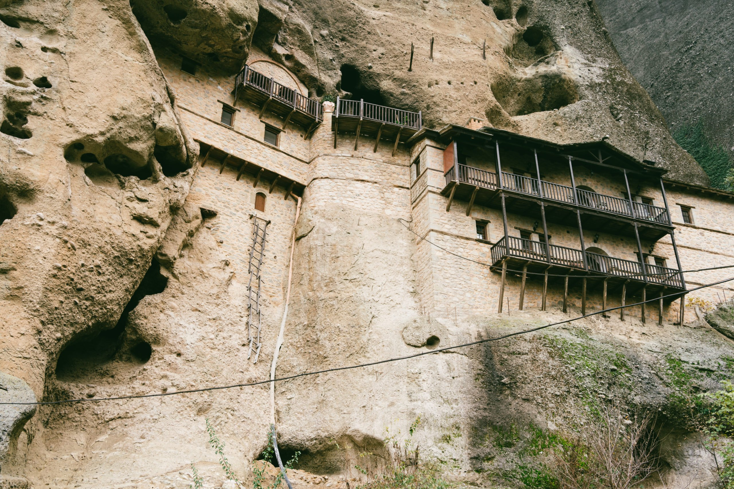 See The Hermit Caves Of Badovason Your Meteora Half Day Tour From Kalampaka Train Station (2)