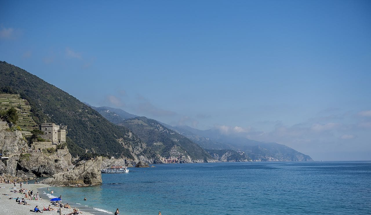 Take In The Perfect Beach Views On The Cinque Terre Hiking Day Tour From Florence_49
