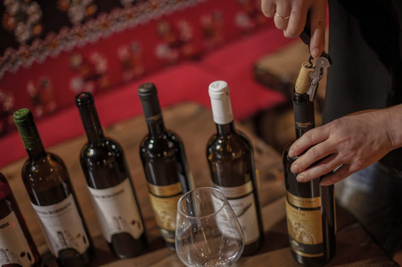 Taste 5 Different Wines On Your Meteora Wine And Food Tour_47