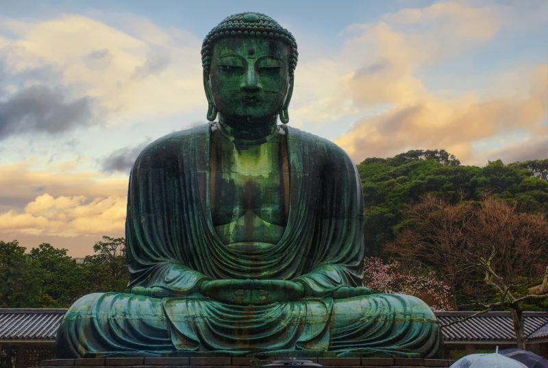 The Great Buddah Of Kamakura_44