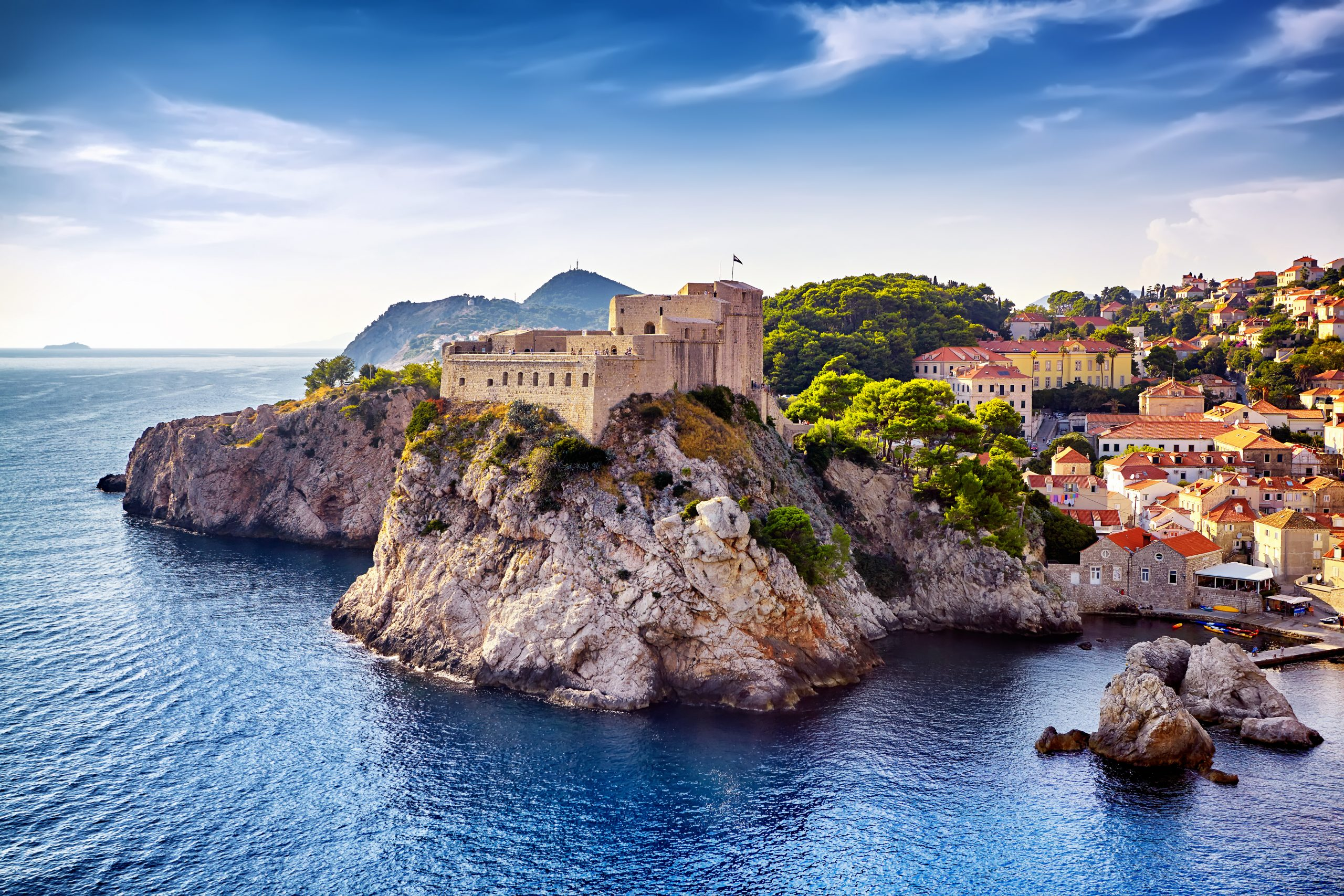 Visit Lovrijenac Fortress, Known As Red Keep For Got Fans, On Your Dubrovnik Game Of Thrones And History Tour