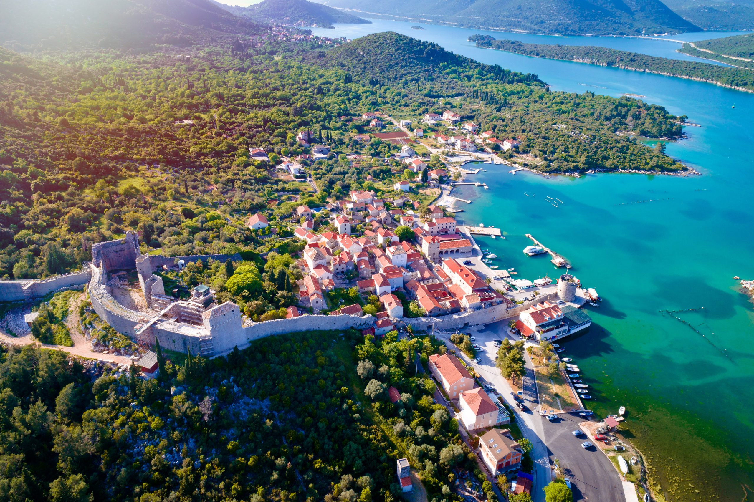 Visit Mali Ston On Your Wine And Oyster Tasting Experience At The Pelješac Peninsula