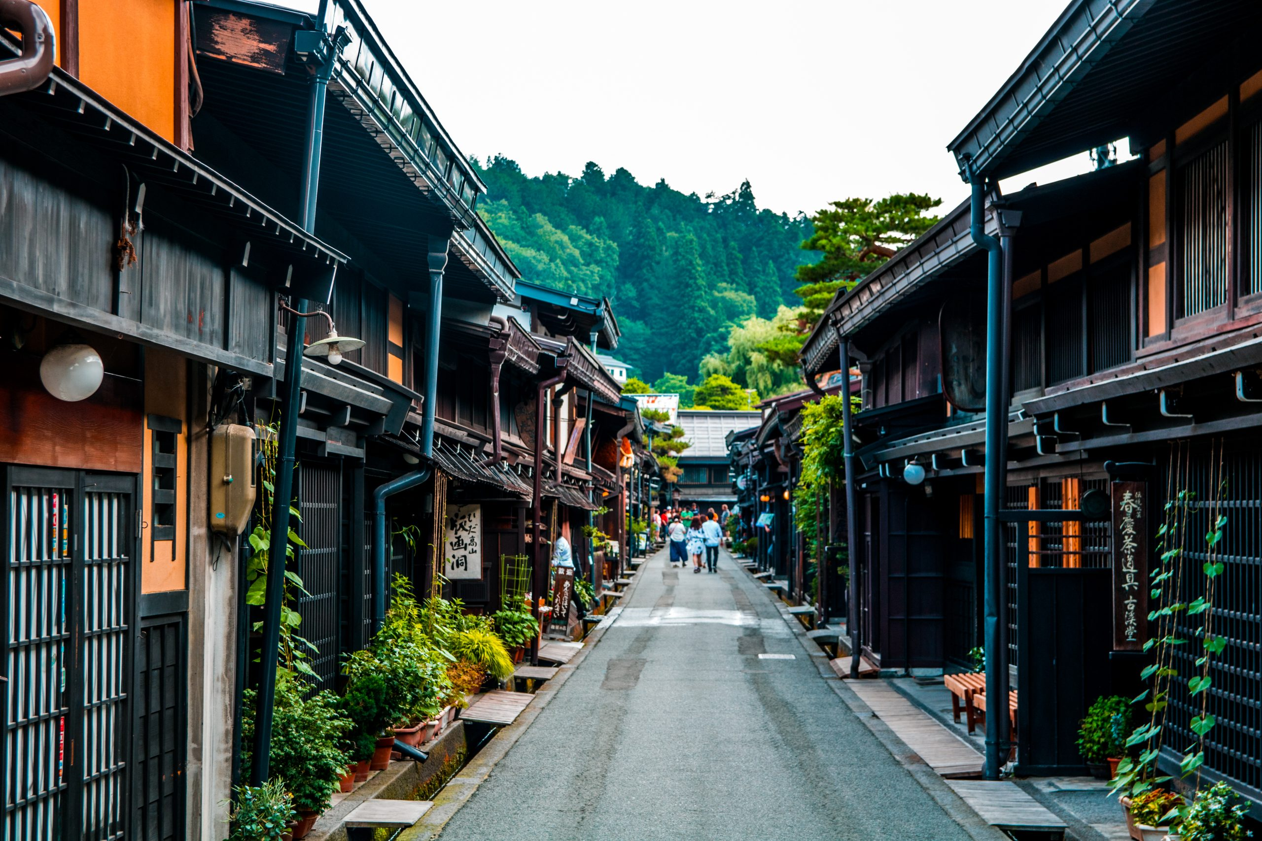 Visit The Village Of Takayama During The 10 Day Ultimate Japan Package Tour (1)