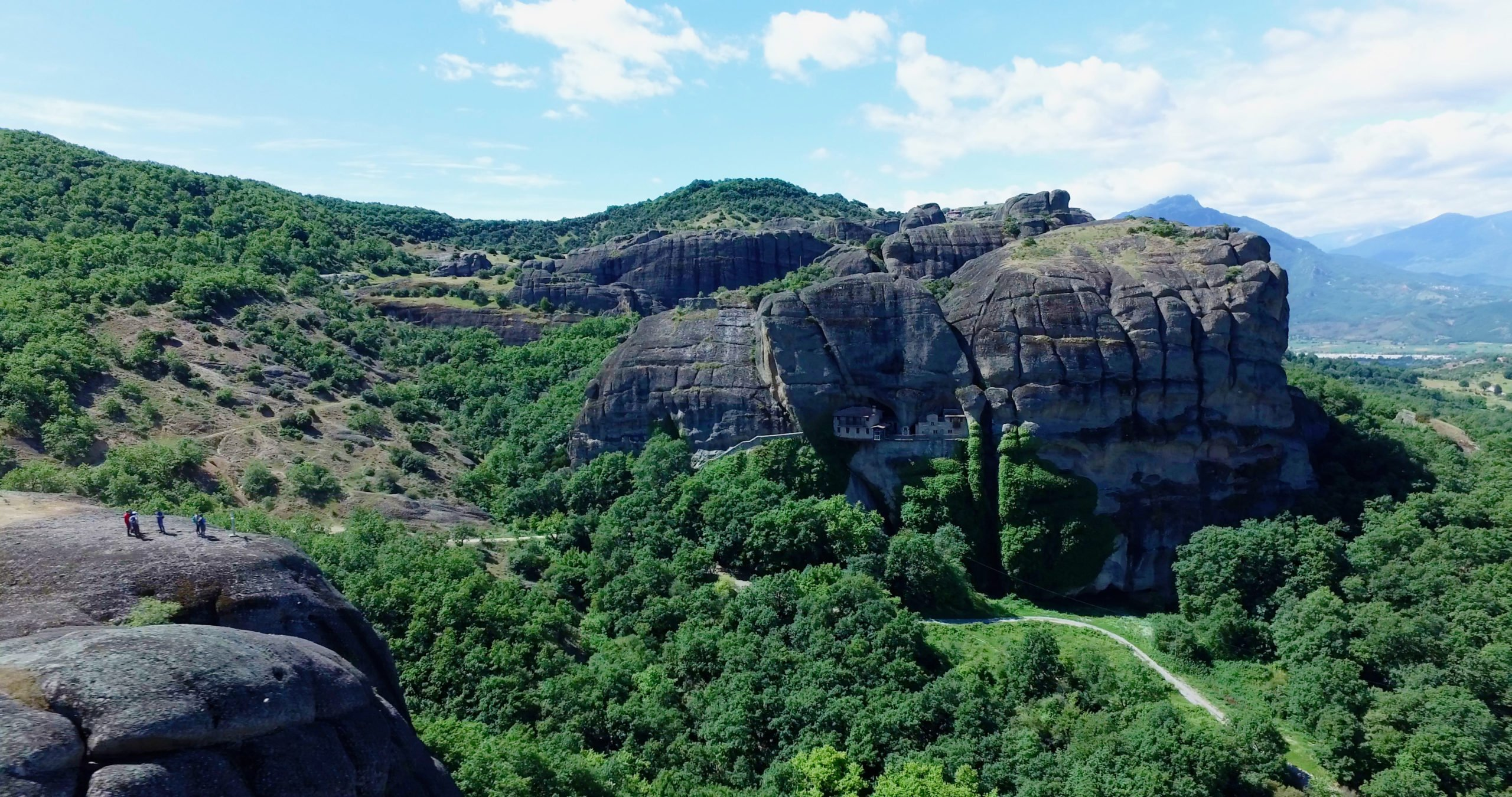 Visit The Ypapanti Monastery On Your Half Day Meteora Hiking Tour_47
