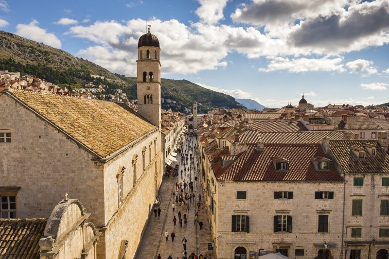 Visit The Famous Franciscan Monastery On Your Dubrovnik Day Tour From Split
