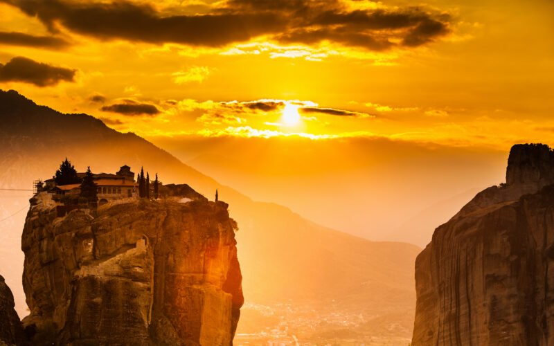 Meteora Sunset Tour1