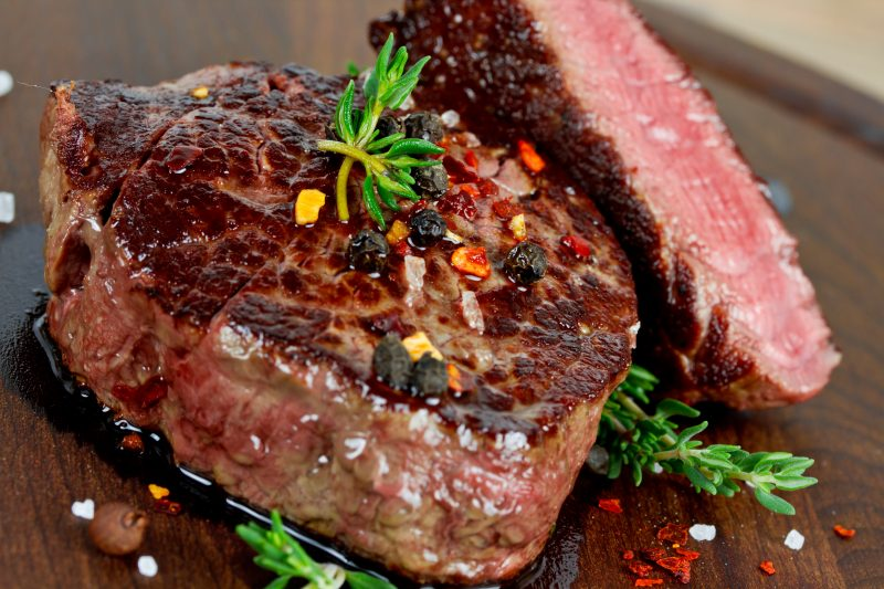 Cook A Rump Steak During The Istrian Cooking Class