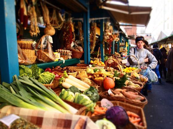 Market Of Rijeka