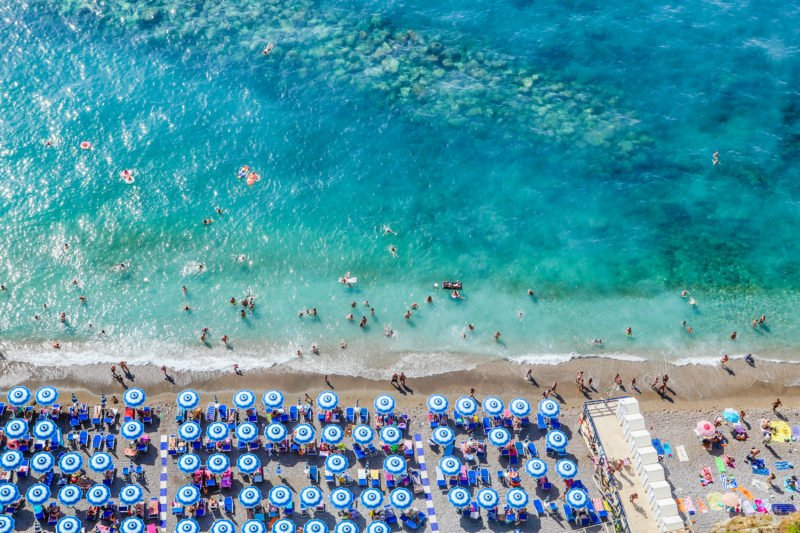 Amalfi Coast Or Cinque Terre