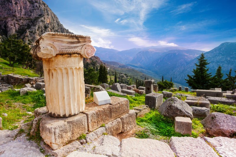 Ancient Greece 4 Day Tour Package From Athens