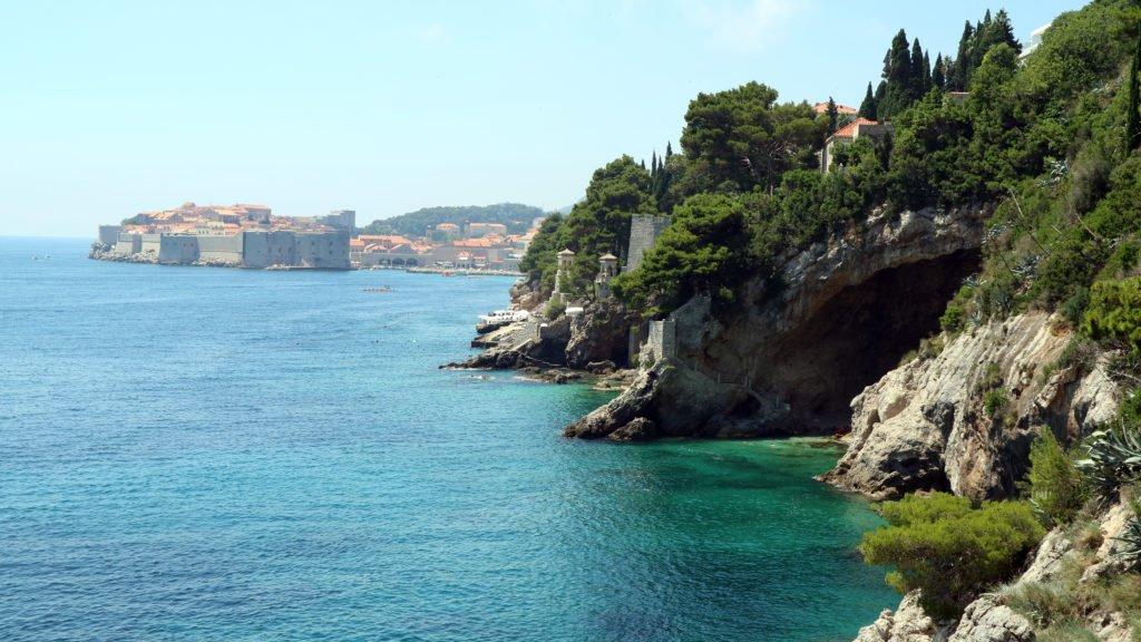 Dalmatian Coast Travel Dubrovnik Cave