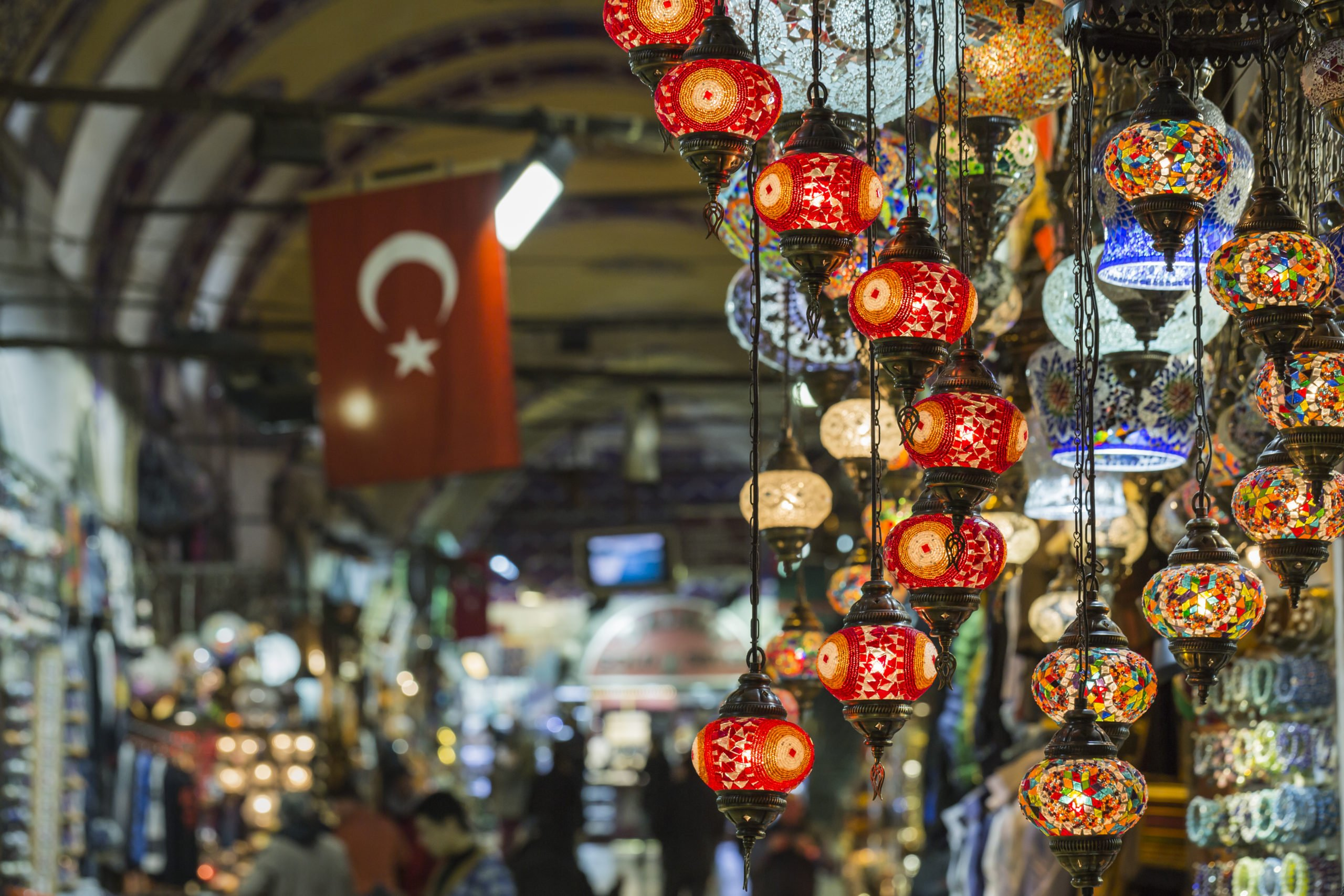 Complete Your Day With A Visit Of The Grand Bazaar During The Insider Istanbul Old City Tour
