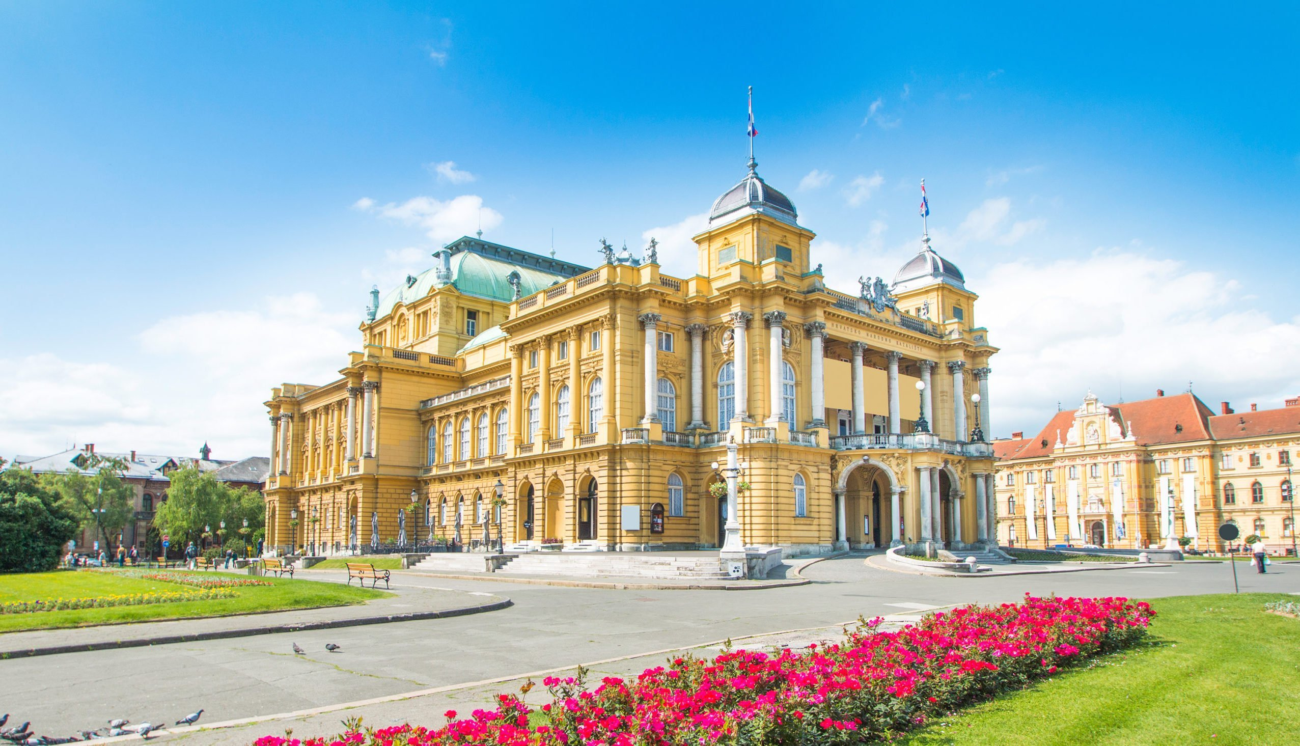 Discover Zagreb On The 7 Day Highlights Of Croatia Package Tour