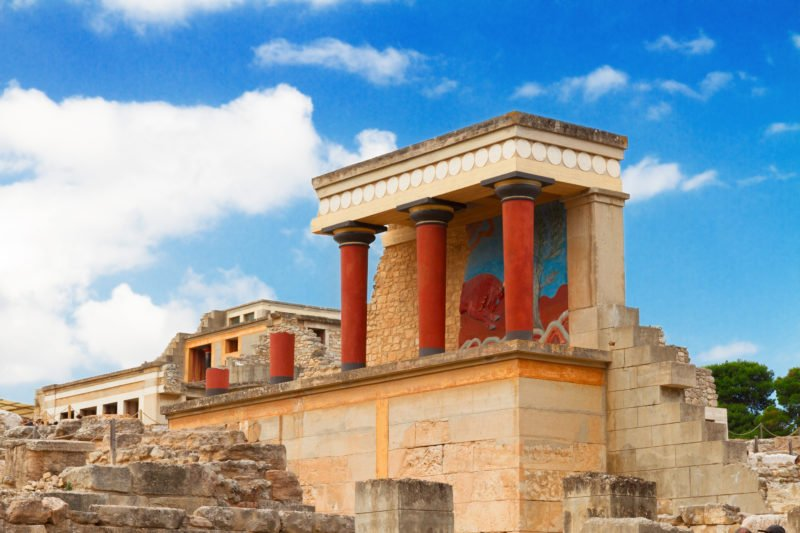 Discover The Birthplace Of The Minoan Culture On The Knossos Palace And Heraklion Archaeological Museum Tour