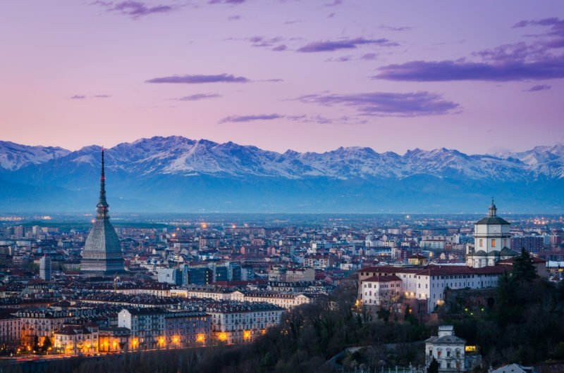 Discover Turin By Night