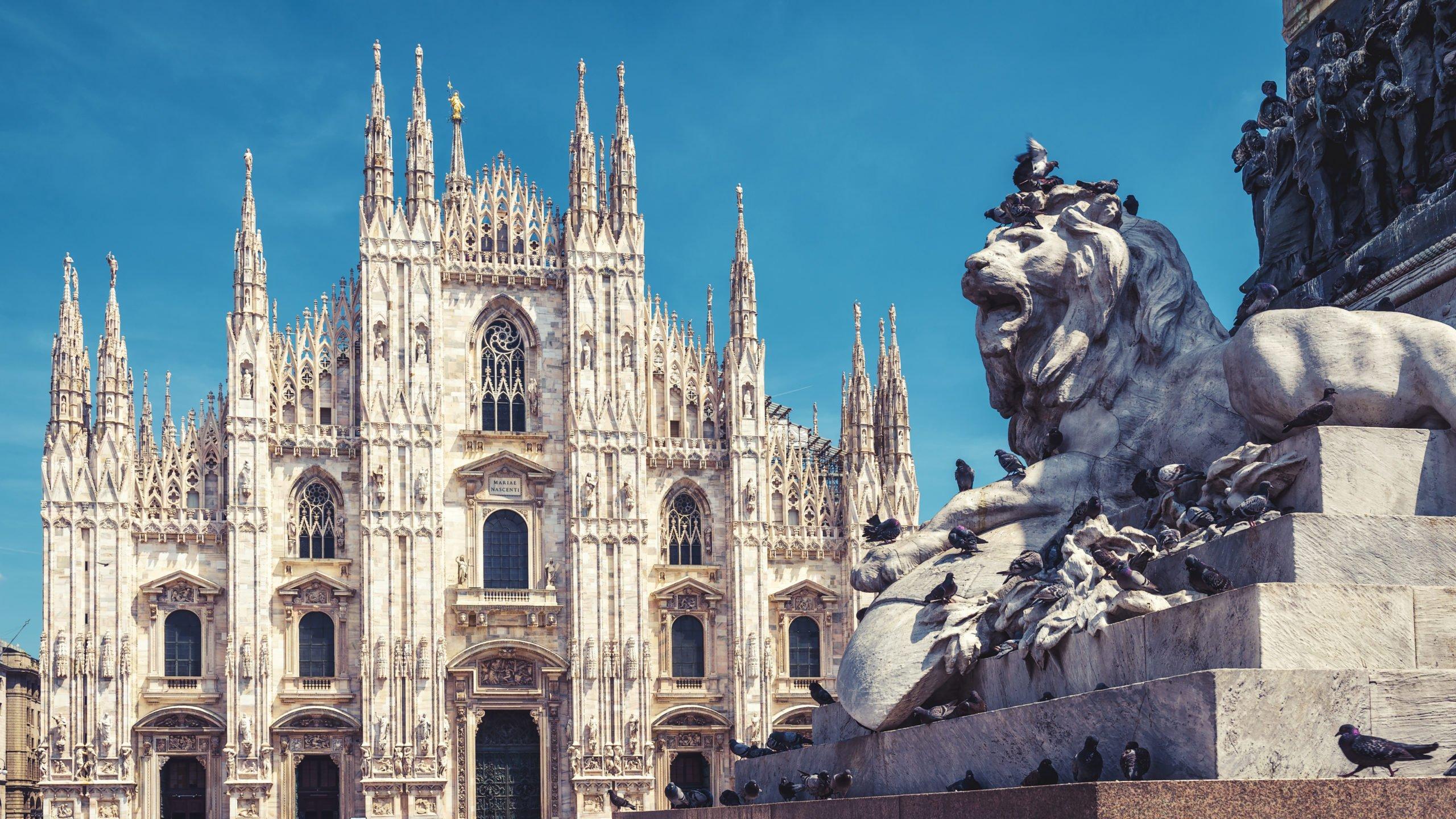 Discover The Duomo Of Milan On The Milan Dome And Sforza Castle Half Day Tour