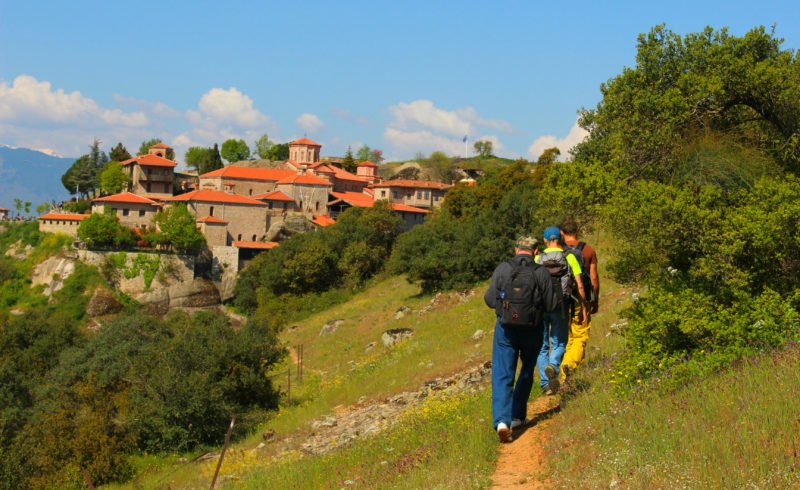 Discover The Monasteries By Foot On The Trails During The Ypapanti Monastery _47