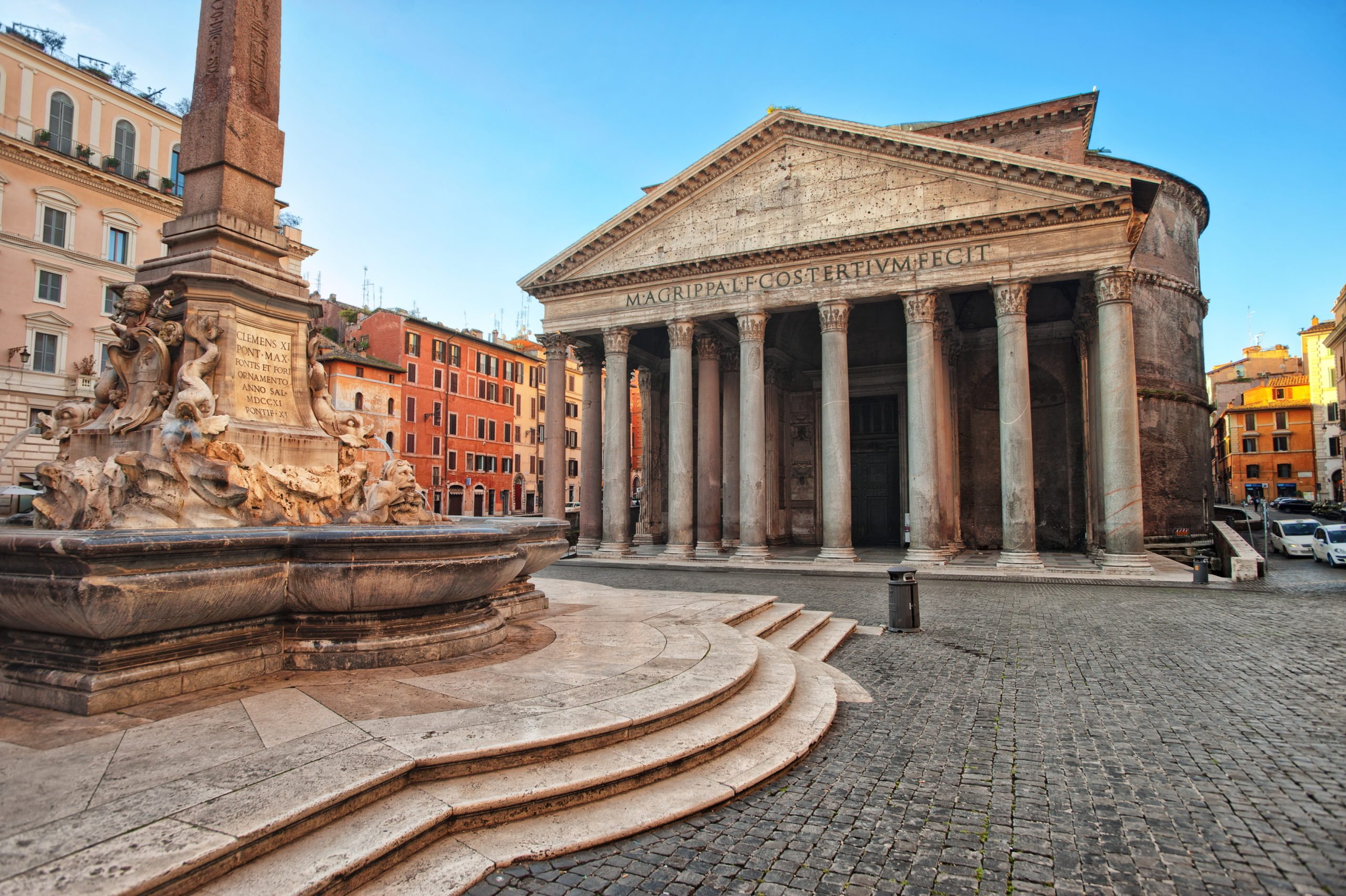 Discover The Pantheon During The Insider Rome City Tour