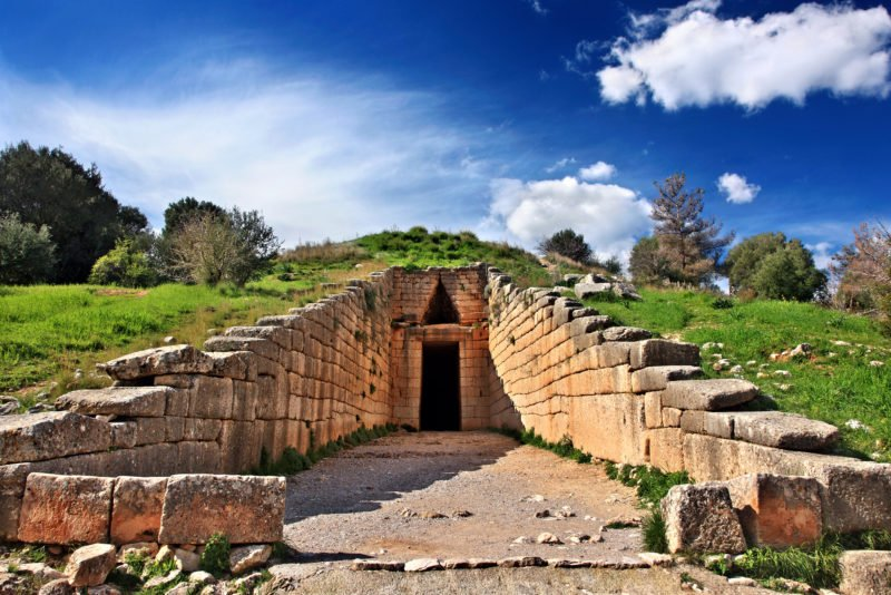 Discover The Ancient Ruins Of The Kingdom Of Agamemnon During The On The Greece 4 Day Tour Package From Athens